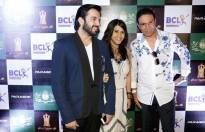Ajay Chaudhary, Ekta Kapoor and Raj Pabla