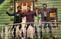 Riteish Deshmukh, Aftab Shivdasani and Vivek Oberoi
