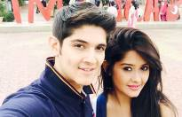 Rohan Mehra and Kanchi Singh