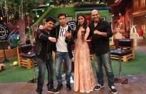 'Mohenjo Daro' team on The Kapil Sharma Show