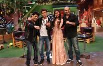 'Mohenjo Daro' team on The Kapil Sharma Show