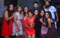 Devoleena's star studded birthday bash!