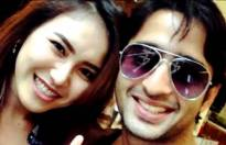 Shaheer Sheikh and Ayu Ting Ting - TV's heartthrob Shaheer was dating popular Indonesian singer Ayu Ting Ting.
