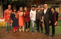 'Indian Idol' judges on The Kapil Sharma Show