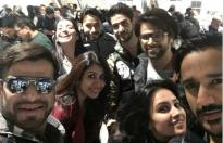 Celebs and their New Year celebration