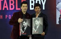 Shah Rukh Khan at the launch of Karan Johar's biography 'An Unsuitable Boy'