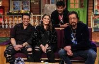 Govinda and Shakti Kapoor on The Kapil Sharma Show