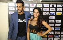 Rohit Reddy and Anita Hassanandani
