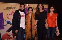 shilpa shetty with family