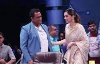 Dimpled Deepika graces Sony TV's Super Dancer