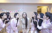 Smriti Khanna's bachelorette party