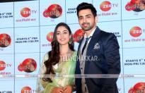 Launch of Zee TV's Kaleerein