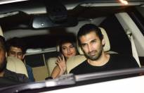 Celebs attend Karan Johar's Valentine's Day party