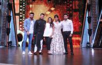 Rani Mukherjee graces Zee TV's DID Li'l Masters 4