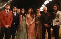 Glamorous party on the sets of Yeh Pyaar Nahi Toh Kya Hai