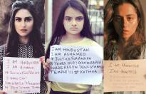 Celebs demand #JusticeForAsifa