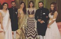 Sonam Kapoor and Anand Ahuja's star-studded wedding reception