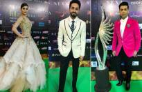 Celebrities who killed the Green Carpet of IIFA 2018!