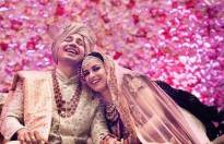 Wedding pictures of Sumeet Vyas and Ekta Kaul