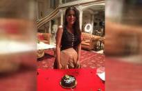 Nia Sharma celebrates her birthday with Team Ishq Mein Marjawan