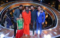 Baba Ramdev graces Pre-Finale episode of Sa Re Ga Ma Pa