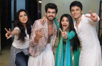 The cast and crew of 'Yeh Teri Galiyaan' celebrates Vrushika Mehta's birthday