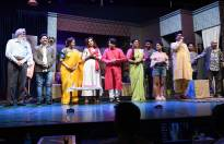 DS Pahwa's Kuchh Meetha Ho Jaye receives a standing ovation