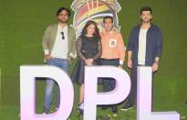 Celebs at the launch of DPL (Dreamz Premier League)