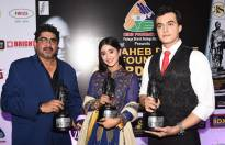Celebrities at Dadasaheb Phalke Film Foundation Awards 2019