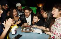 Jannat Zubair Rahmani's father's Birthday Bash