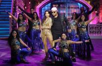Vicky Kaushal and Noora Fatehi on The Kapil Sharma Show