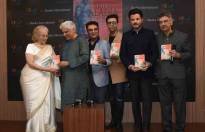 B Town gathers at the launch of  Khalid Mohamed's debut novel 'The Aladia Sisters'