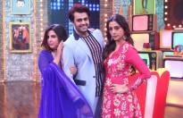 Tapsee, Bhumi, Farah and Tabu on Movie Masti with Maniesh Paul