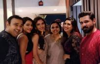 Bahu Hamari Rajni Kant team reunite to celebrate Diwali