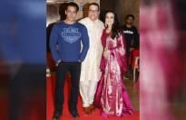 Celebs galore at Ramesh Taurani's Diwali bash