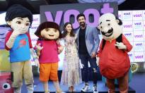In pics: Launch of VOOT Kids