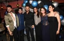 Celebs at the birthday & anniversary bash of Nisha Rawal & Karan Mehra