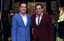 Music composers Jatin and Lalit re-unite on Indian Idol sets