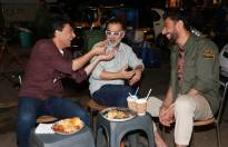 MasterChef-6 Judges grab a bite at Khau Galli in Juhu