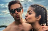 In pics: Vatsal Seth and Ishita Dutta holiday in Maldives
