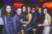 Celebs at a birthday bash!