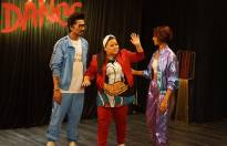 Bharti Singh and Haarsh Limbachiyaa shoot for Break A Leg season 2