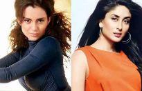Kangana Ranaut and Kareena Kapoor
