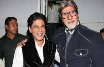 SRK and Big B
