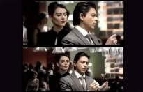 Mandana Karimi debuted opposite SRK