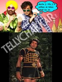 Dharmendra, Bobby Deol, Sunny Deol