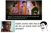 Salman ka popat