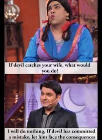 Devil Kapil