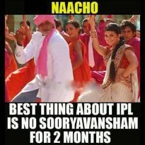 IPL kills Sooryavansham