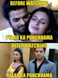 Effect of Pyaar Ka Punchnama